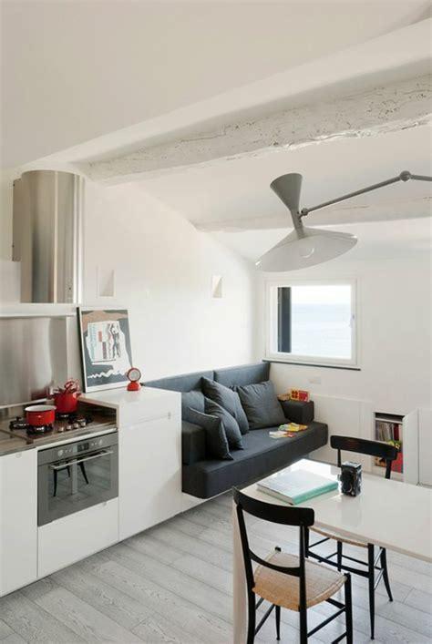 Sofa Für Kleine Wohnzimmer by Kleines Wohnzimmer Einrichten Eine Gro 223 E Herausforderung