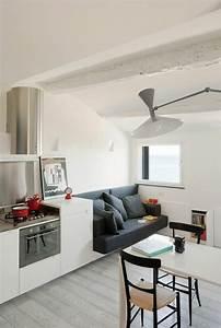 Comment Agencer Son Salon : kleines wohnzimmer einrichten eine gro e herausforderung ~ Melissatoandfro.com Idées de Décoration