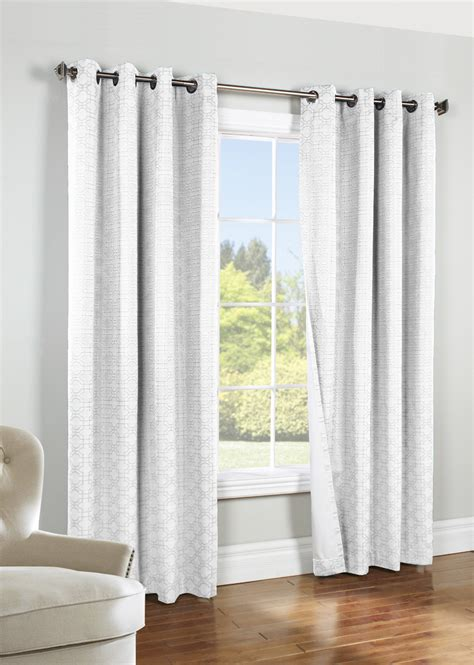 irongate insulated blackout grommet curtain panel thermaplus