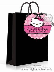 Hello Kitty Princess Birthday Invitation Hello Kitty ...