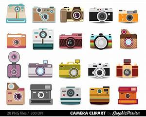 Camera Clipart Digital graphy Graphics mercial Use for