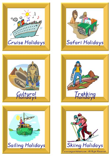 places   city esl printable vocabulary worksheets
