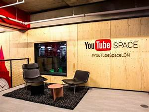 Google39s New YouTube Space In London Business Insider