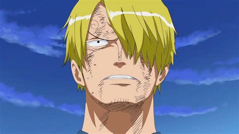 One Piece Anime Sanji #1235424