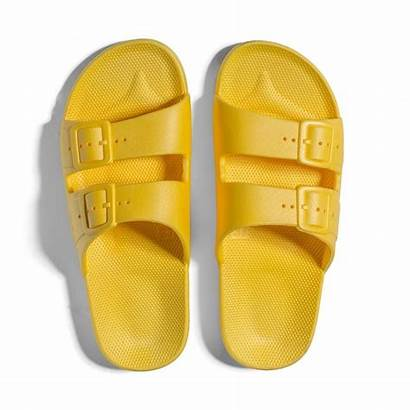 Sandals Moses Yellow Summer Slides Sunny Eshoes