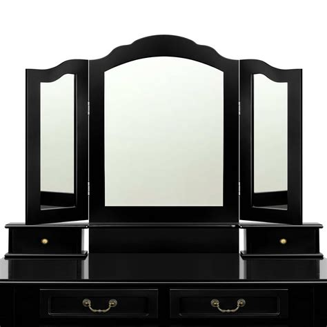 mirror for desk at work dressing table 4 draw stool mirror new chest cabinet