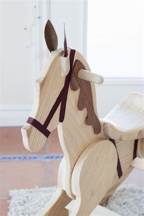 diy rocking horse kids wood rocking horse rocking