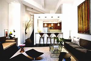 Stunning loft living room decorating ideas greenvirals style for Modern decorating ideas for home