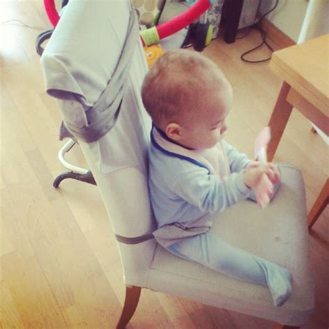 siege nomade bébé tuto couture chaise nomade