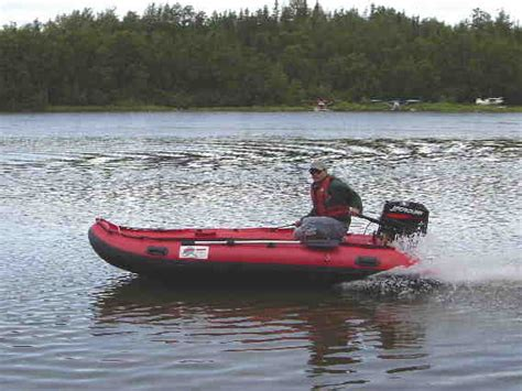 Inflatable Boat Jack Plate by Jet Ranger In Fairbanks Area