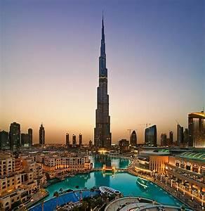 Descubre TU MUNDO: Megatorre Burj Khalifa Dubái el