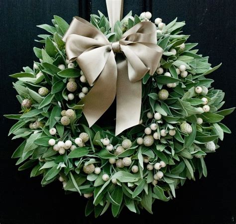 white berry christmas garland festival collections