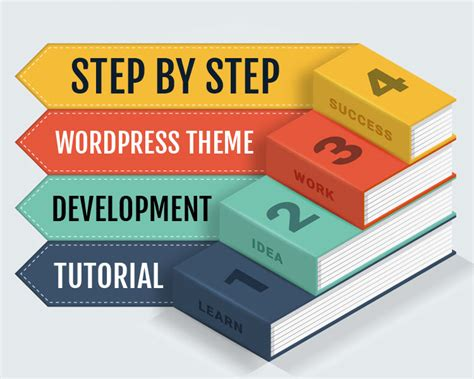 step development tutorial theme starters web technology source open category