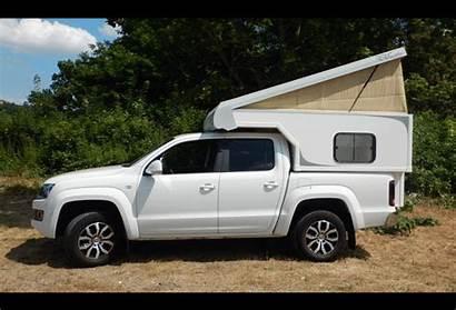 4x4 Cellule Pick Rrcab Camping Amarok Double