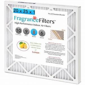 Fragrancefilters Scented Indoor Air Filters