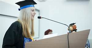 Guidelines For Writing A Valedictorian Speech College