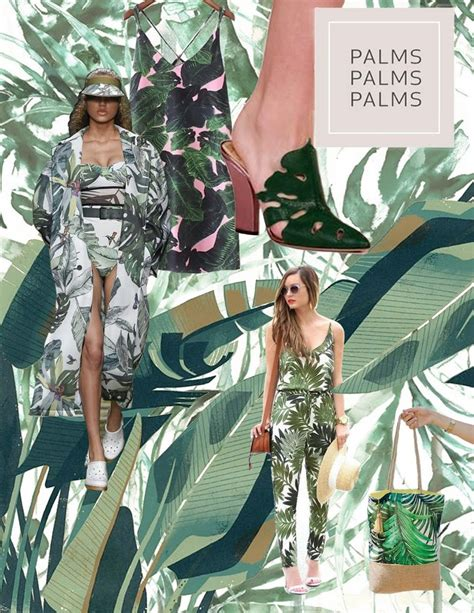 TRENDS // STYLE COUNCIL OF NYC - PRINT AND TREND . SS 2018 ...