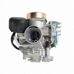 Chinese Cvk26 Carburetor With Tps - Electric Choke