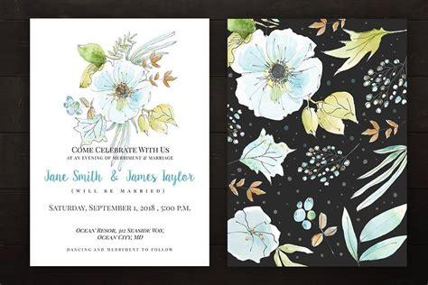 light blue wedding invitation set weddingbluelight