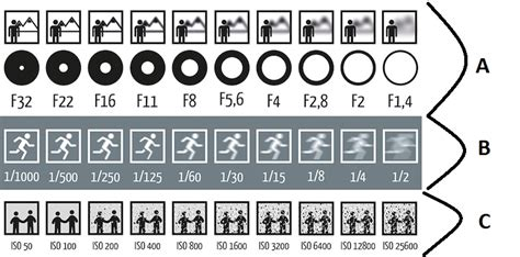 guides understanding dslr camera settings  depth