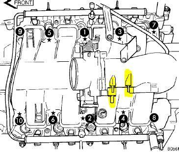 2000 Jeep Grand Vacuum Hose Diagram by I A 04 Jeep Grand Cherrokee V8 4x4 4 7 Liter The