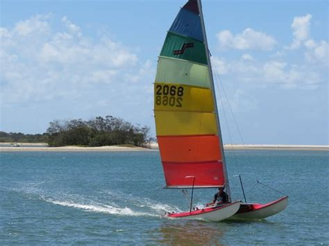 Catamaran Sailing Noosa catamaran sailing noosa river picture of noosa