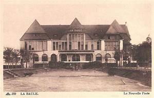 Avenue De La Lieutenante La Baule : les lieux publics en cartes postales anciennes la baule ~ Premium-room.com Idées de Décoration