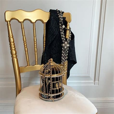 chanel bird cage bag bragmybag