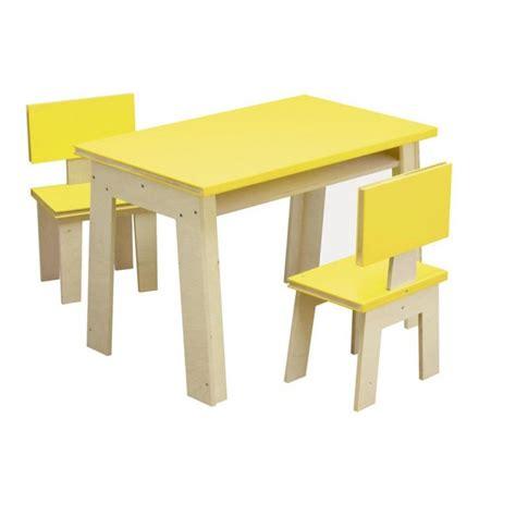 table et 2 chaises table livre et ses 2 chaises jbbois jeujouethique com