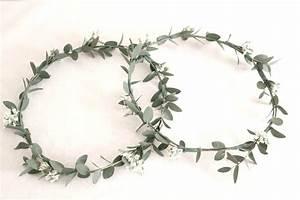 Couronne De Fleurs Mariage Petite Fille : la petite boutique de fleurs le mariage de violaine et damien ~ Dallasstarsshop.com Idées de Décoration