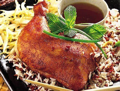 cuisiner le coq cuisse de poulet à la chinoise recette du quotidien