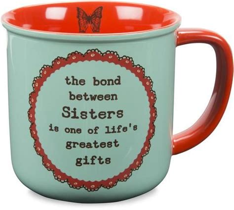 Agent:roland knaack 7410 ledgewood way, suwanee, ga (physical). The bond between sisters is one of life's greatest gifts Coffee Mug | Mugs, Live simply, Ceramic mug