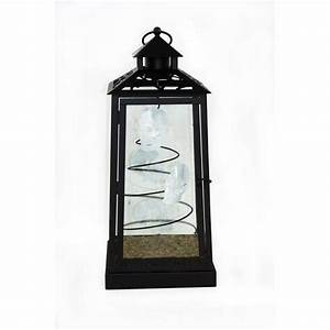shop holiday 825 in x 18 in black metal led light outdoor With decorative outdoor lighting at lowes