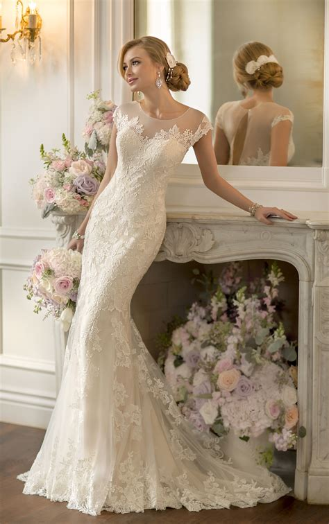 Stella York 2014 Wedding Dress Collection Essense