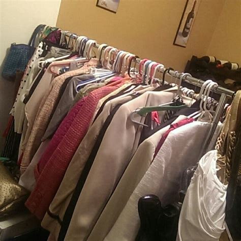 Confessions Of A Closet by Everything Confessions Of A Hoarder My Closets From
