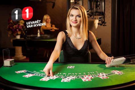 Izmanto lielisko 11.lv bonusu - spēlē Live Blackjack ...