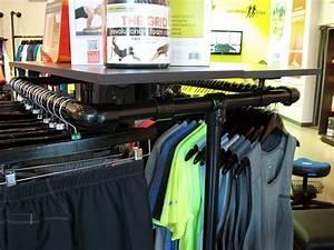 Retail, Clothing, Racks, At, Universal, Sole