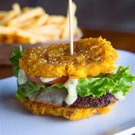 tostones miami burger hamburgers america insane buns ditch regular