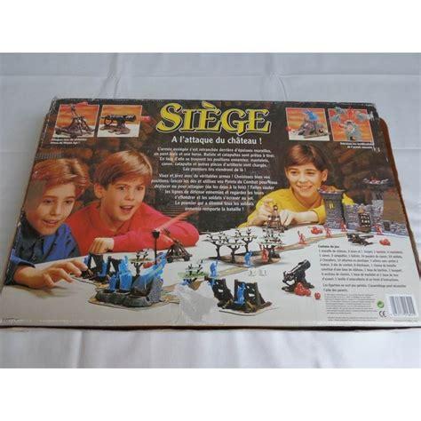 des jeux siege siège a l 39 attaque du chateau jeu mb 1993 jouets