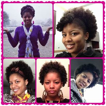 Hair Monotony Afro Puff Last Sharing Challenge