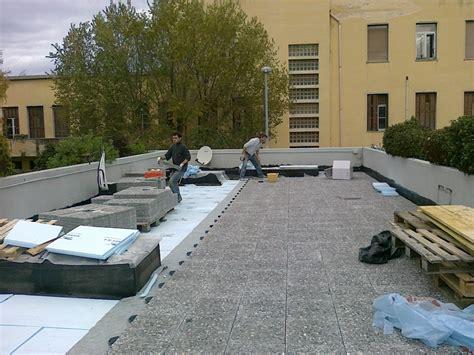 isolamento terrazzo foto coibentazione terrazzo di d g system edil impianti