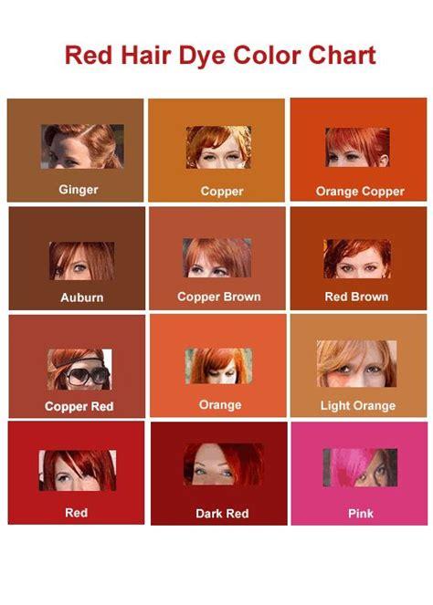 Shades Of Hair Color Names by Shades Of Types Of Hair Hair