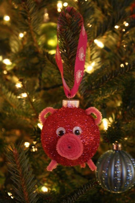 woo pig christmas ornament christmas pinterest