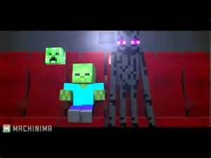 Minecraft Mobs in Real Life Endermen