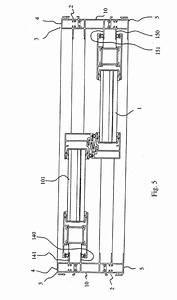 Plan Porte Coulissante : patent ep1772582a1 porte ou fen tre coulissante avec un ch ssis isol google patents ~ Melissatoandfro.com Idées de Décoration
