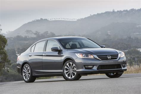2013 Honda Accord Sedan Review  Top Speed