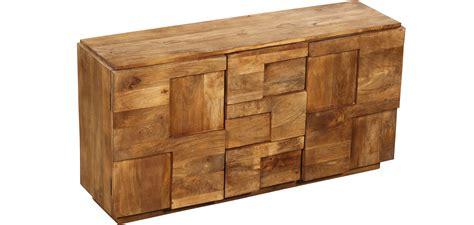 mango wood large sideboard jakarta