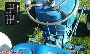 Tractordata Com Ford 3000 Tractor Transmission Information