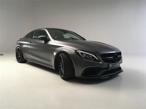 Mercedes Amg C63 Coupe Gets Stylish Makeover From