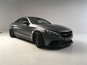Mercedes C63 Amg Occasion : mercedes amg c63 coupe gets stylish makeover from chrometec drivers magazine ~ Medecine-chirurgie-esthetiques.com Avis de Voitures